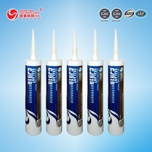 CJ919 High-temp /fireproof/ fire rated silicone sealant