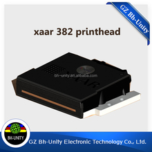 Hot sales!!piezo printer wit color proton xaar 382 35PL print head printhead parts on selling