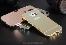 Hot selling Slim Colorful Armor phone cases for Samsung galaxy s6,for samsung galaxy s6 case