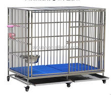 suguan home & garden stainless steel folding dog cage/ pet house