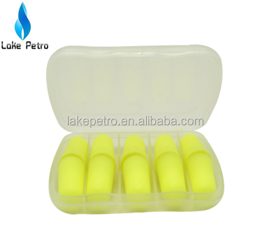 hearing protect earplug boxed earplug