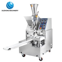 high quality Nepal momo machine&steamed automatic bun making machine