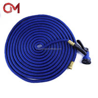 Top selling good quality brass fitting expandable flexible garden hose