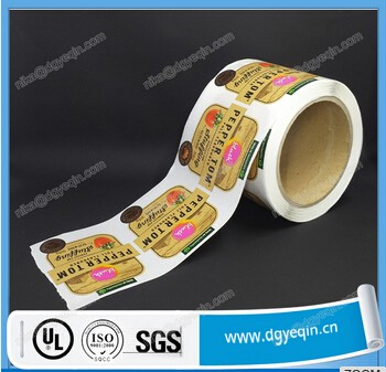Vinyl Sticker / Clear PVC Sticker / Window Cling Decal Custom Full Printed any size,color and design