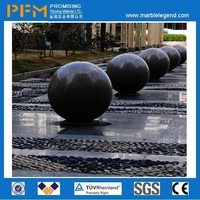 2014 Polished Absolute granite laying paving