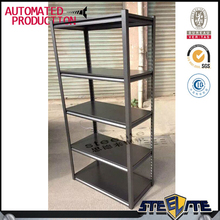 5 tiers metal shelving racks steel plate storage rack angle iron rack