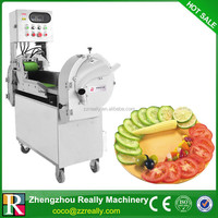 Multifunction Vegetable Fruit Cutting Machine Cabbage Lettuce Potato Carrot Slicing Cutter Machine for sale