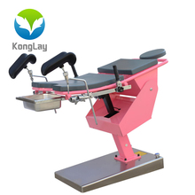 Hot new products electric equipment delivery bed birthing table gynecology bed electrical