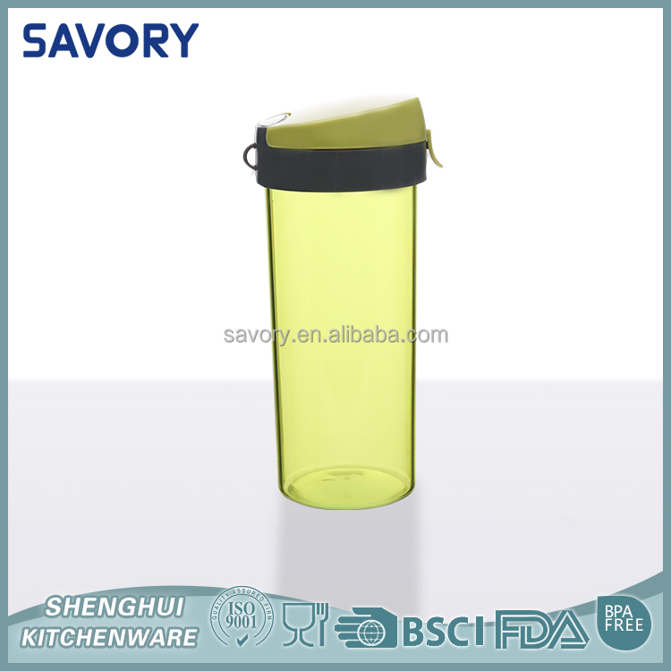 Eco-friendly Custome size Plastic thermostat water bottle