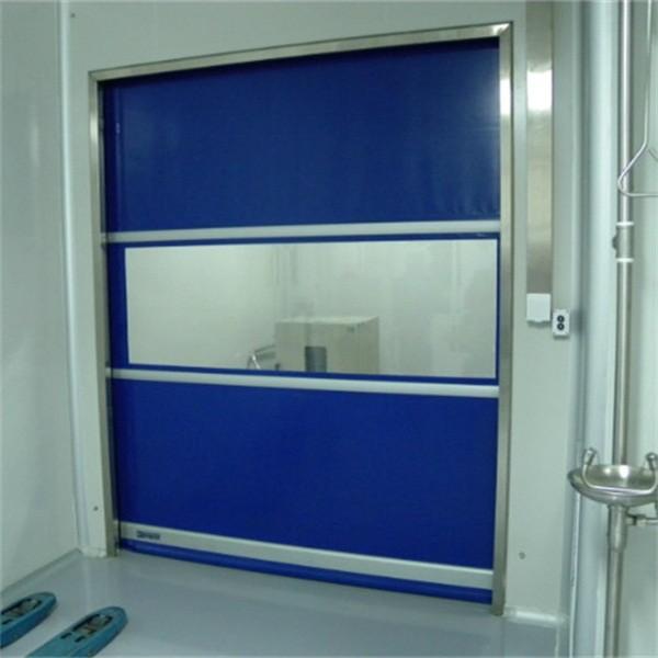 Cheap exterior pvc warehouse roller shutter door buy for Cheap pvc door