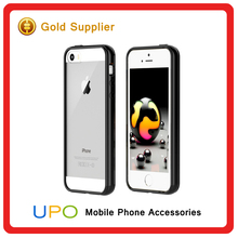 [UPO] Clear Hard back Case cover for iPhone 5