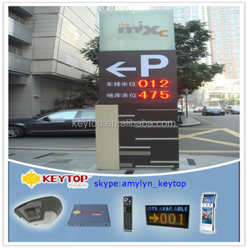 Video Detector based Car Finding System