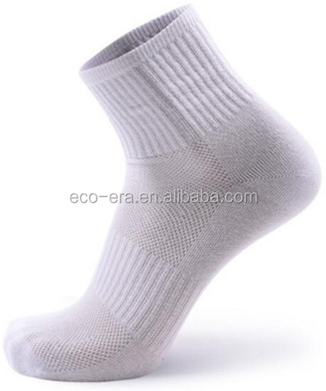 Professional Sport Product 100% Cotton Man Ankle Socks