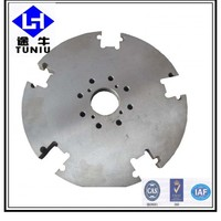 OEM Part CNC Machining Works Metal