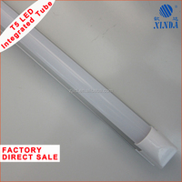 Manufacturer high lumin T5 1200mm Integrated LED t5 tube 18W