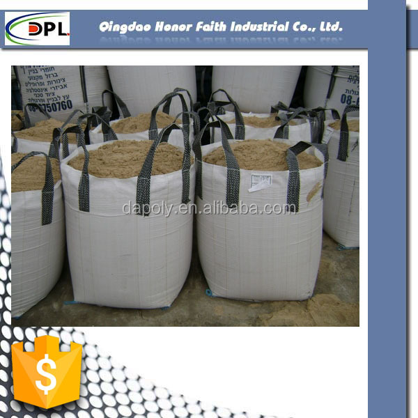 sand jumbo bag supplier in china export to Europe