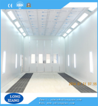 Spray Booth Type and ISO/CE Certification Auto Spray Equipment LX5