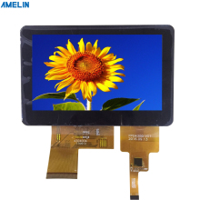 4.3 inch 480*272 tft lcd module with Capacitive touch screen