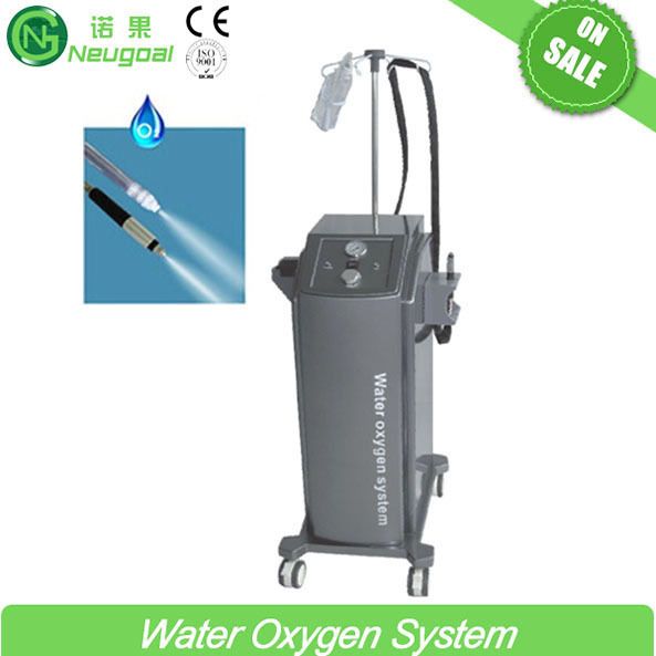 healthy supports products Water Oxygen Jet Facial Machine Hyperbaric Oxygen Salon Use CE