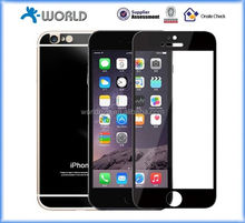 Color Front+Back Mirror Effect Tempered Glass Screen Protector For iphone 6/6s