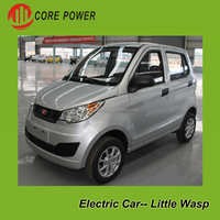 China left steering SUV electric mini car 4 seater Automobile 35km/h