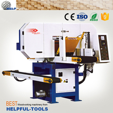 Helpful Brand Shandong Weihai band saw hydraulic cylinder HKH400, sawing machine,automatic wood band saw machine