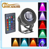 remote control led rgb swimming pool Spotlight 9 watt 12v led pool lights