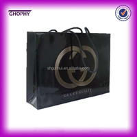 Shopping paper bags ,luxury paper shopping bag ,Gift paper bag