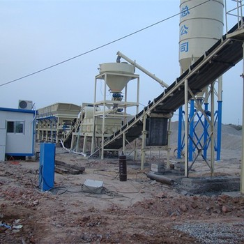 CE,SGS Certificated Using Germany Techinical !! MWCB 500t/h easy operation continuous concrete plant