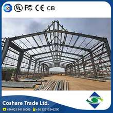 Coshare Technological Innovation Very Corrosion Resistance steel structure projects