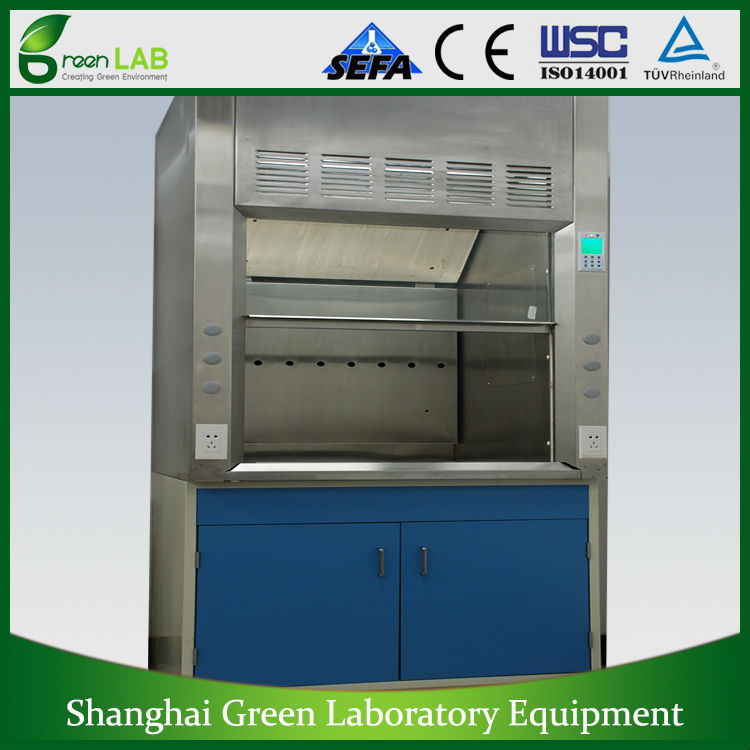 HOT SALE!!! GREENLAB laboratory fume extractor, table top fume hood,chemical fume hoods,