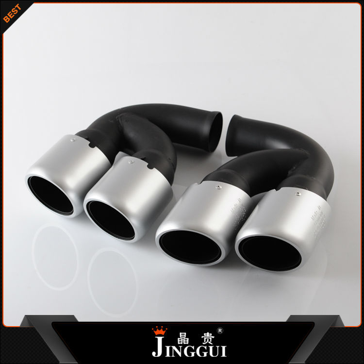 stainless steel turbo exhaust dump pipe