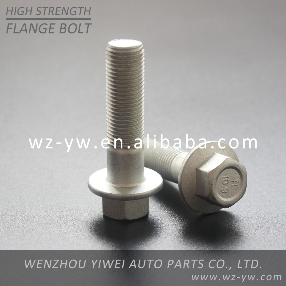 high tension hex Wheel Bearing Attaching Bolts