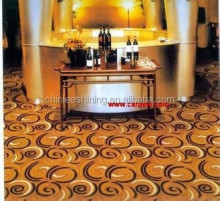 80% Wool 20% Nylon Axminster Carpet, Ballroom Carpet, Banquet Hall Carpet