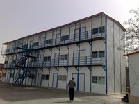 low cost steelstructure Container House For Dormitory