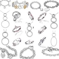 Designer Fashionable Silver Jewelry