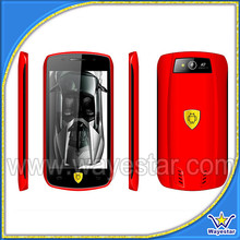 New Cheap 3G Cell Phone Car Designed 3.97inch IPS MTK6572W Android Phone
