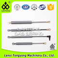 Stainless Steel Or Steel Gas Spring For Fitness Equipment