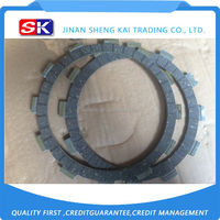 Hot new Best-Selling motorcycle clutch disc for qingqi