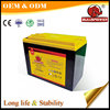 Hot 12v40ah rickshaw auto battery 6-DZM-40 sealed Lead acid battery operated rickshaw