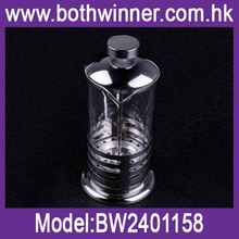 teapot strainer ,SW007 800ml stainless steel infuser glass teapot , teapot from BOTHWINNER