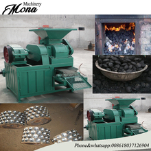 Coal Dust Hydraulic Roll type Briquette Ball Press Machine