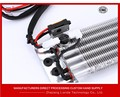 Low cost Aluminum electric PTC air conditioner heating element