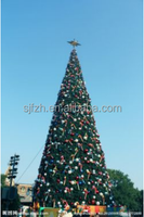 artificial christmas tree wholesale fake indoor or outdoor big christmas decoration,festival products