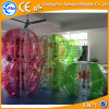 Hot sale half color tpu bubble soccer bubble ball/inflatable belly bumper ball for sale
