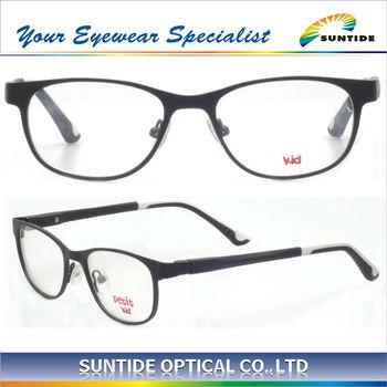 Eyeglass Frames Paint : Cute Round Flexible Paint Durable Kids Optical Eyeglasses ...