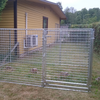 1.8x1.2m Dog Kennel