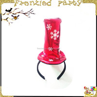 latest christmas top mini hat party headband FGHD-0067