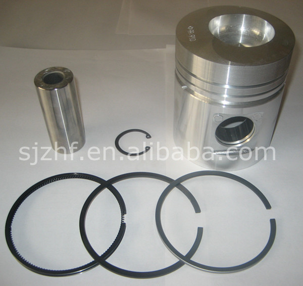 high quality deutz diesel engine parts piston and piston ring jump ring piston pin