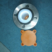 lined Bellows PTFE Single Ball Expansion Joints